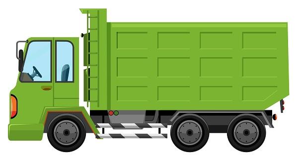 Wywóz odpadów, gruzu i śmieci